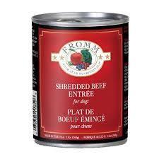 FROMM Shredded Beef In Gravy 12oz
