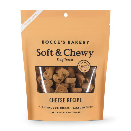 Bocce's Bakery Soft and Chewy Cheese