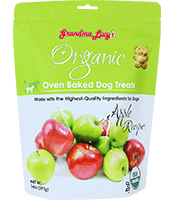 Grandma Lucy's Organic Baked Treats Apple