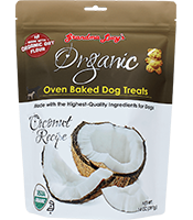 Grandma Lucy's Organic Baked Treats Coconut
