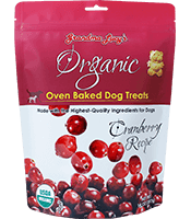 Grandma Lucy's Organic Baked Treats Cranberry