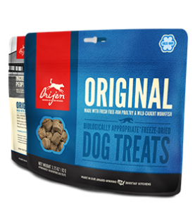 Orijen Treats FD Dog Original