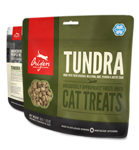 Orijen Treats FD Cat Tundra 1.2oz