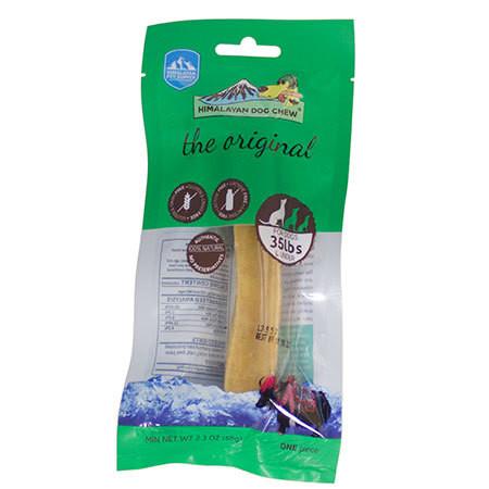 Himalayan Dog Chew Green < 35lbs