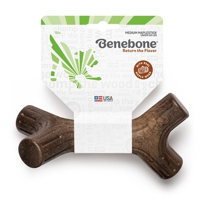 Benebone Medium Maple Stick Maple Wood