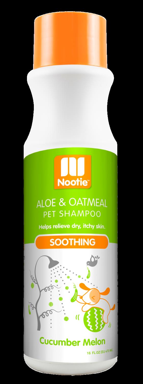 Nootie Soothing Aloe & Oatmeal Shampoo 16oz