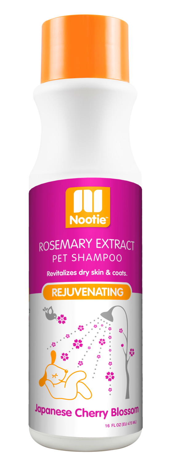 Nootie Rejuvenating Rosemary Extract Shampoo 16oz