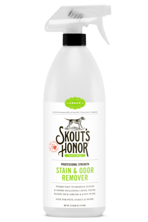 Skout's Honor Dog Stain & Odor Remover 35oz.