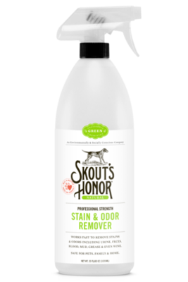 Skout's Honor Dog Stain & Odor Remover 35oz.