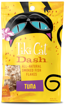 Tiki Cat Dash 1.5oz Tuna