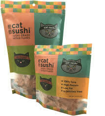 Cat Sushi Classic Cut Bonito Flakes 0.7oz