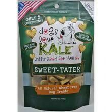 Dogs Love Kale Dog Treats Sweet-Tater 6oz