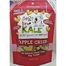 Dogs Love Kale Dog Treats Apple Crisp 6oz