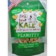 Dogs Love Kale Dog Treats Peanutty