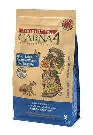 Carna4 Chicken Cat Food 4lb