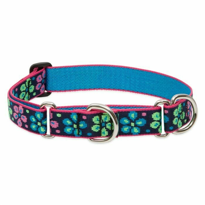 "Lupine Originals 1"" Martingale 19-27"" Flower Power"