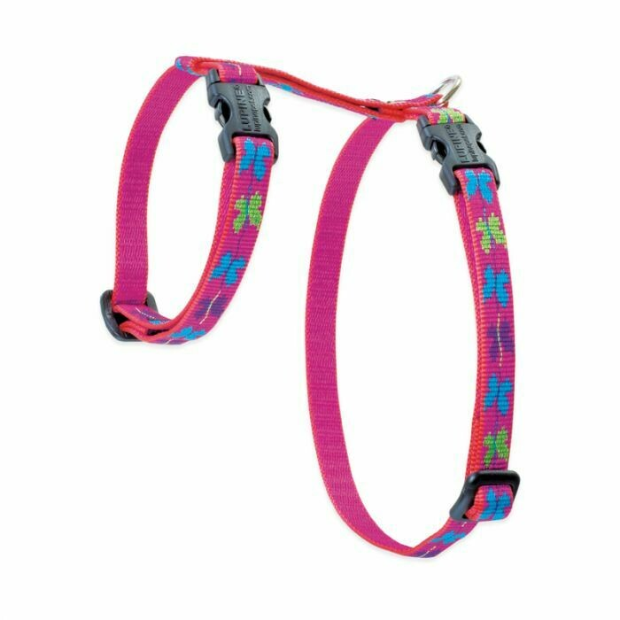 "Lupine Cat Harness 9-14"" Wing-It"