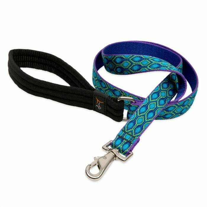 "Lupine Originals 6' Leash 1/2"" Rain Song"