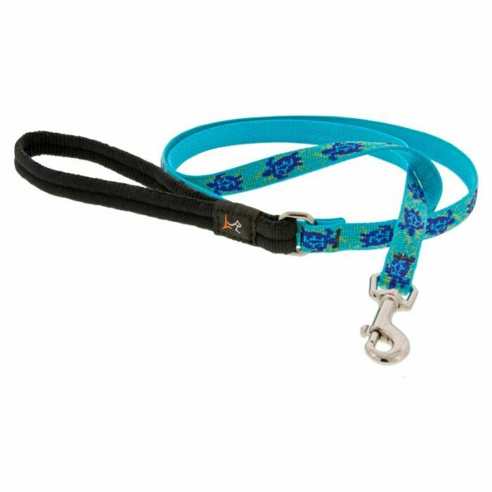 "Lupine 3/4"" Leash Turtle Reef 6'"