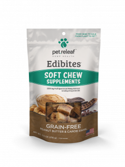 Pet Releaf Soft Chews Peanut Butter