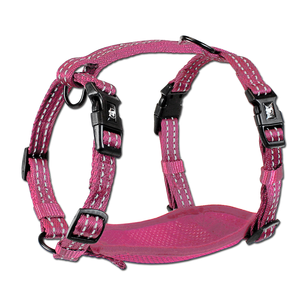 Alcott Adventure Harness Pink Small