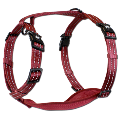 Alcott Adventure Harness Red Large