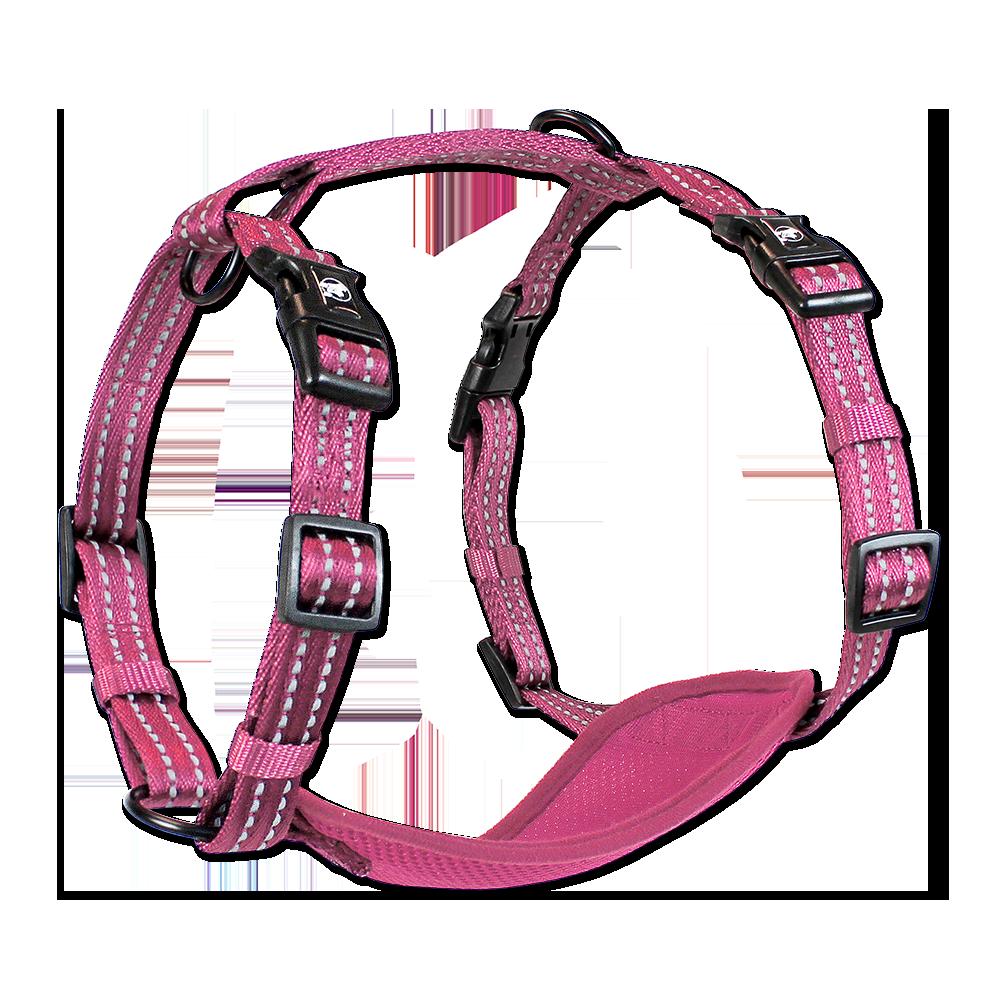 Alcott Adventure Harness Pink Medium