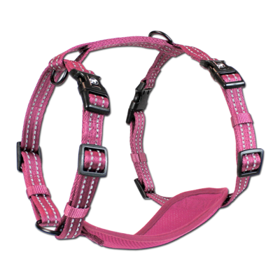 Alcott Adventure Harness Pink Medium