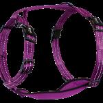 Alcott Adventure Harmess Purple Medium