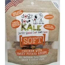 Dogs Love Kale Soft Treats Chicken & Sweet Potato