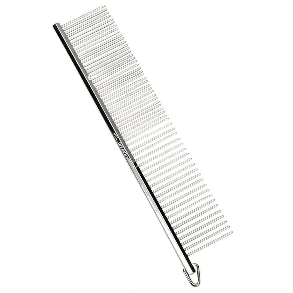 "Safari Dog Comb Medium/Coarse 7.25"""