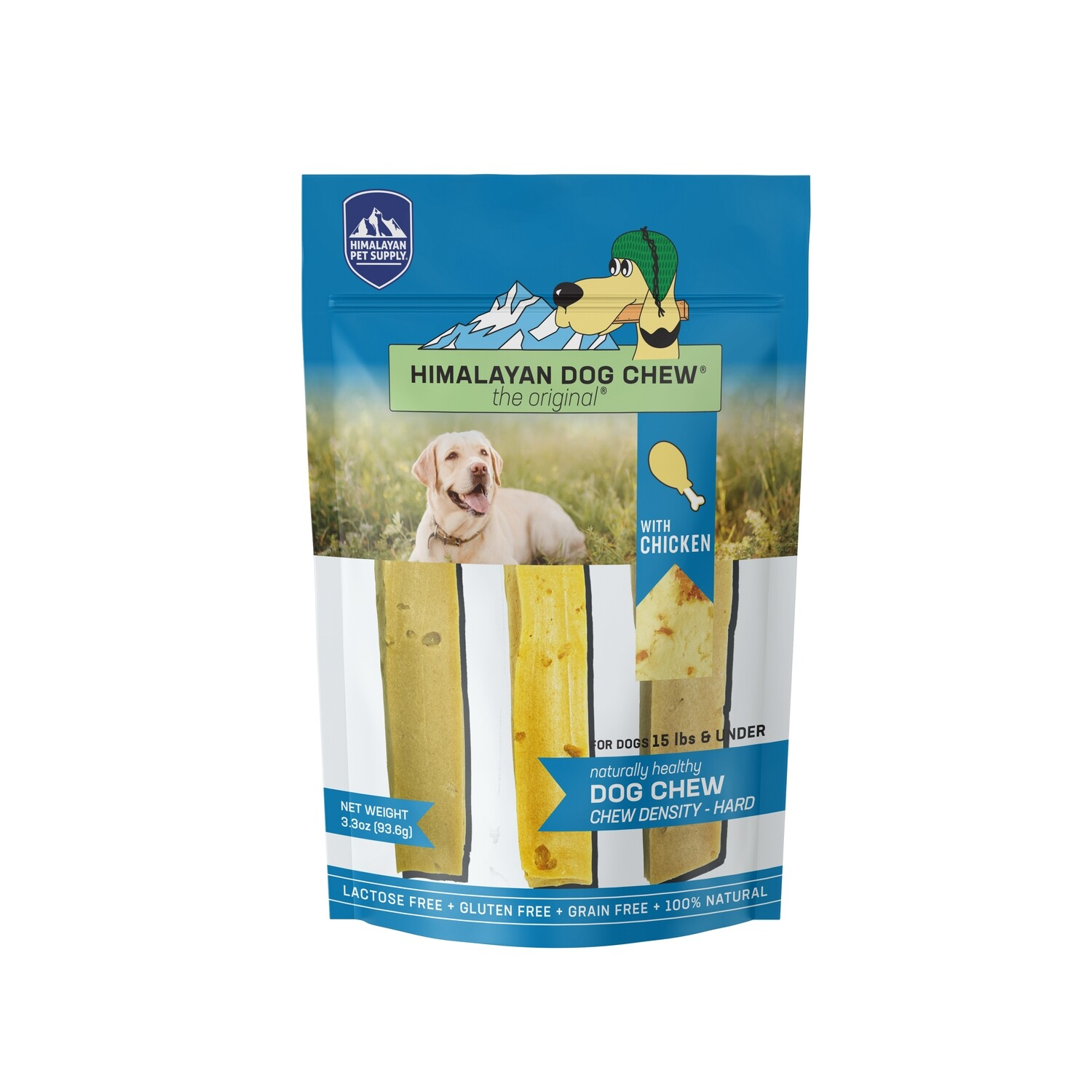 Himalayan Dog Chew Chicken <15lbs