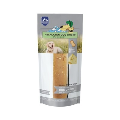 Himalayan Dog Chew Peanut Butter >55lbs