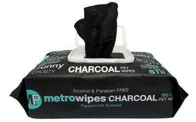 Metro Paws Pet Wipes Peppermint