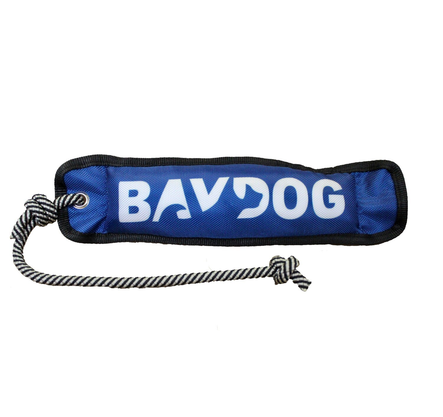 Baydog Toy Bumper Blue or White