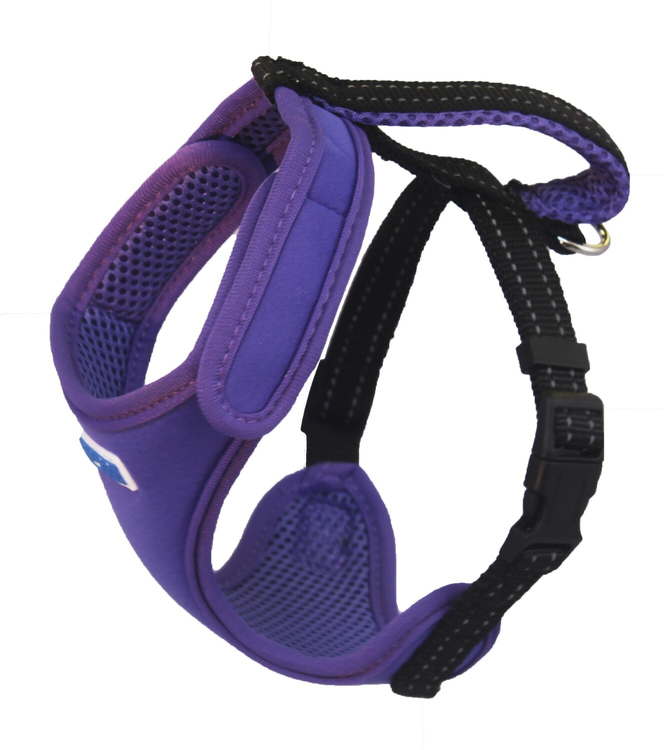 BAYDOG Cape Cod Harness Small Violet