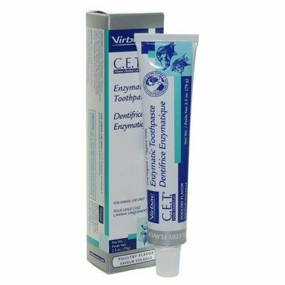 Virbac Enzymatic Toothpaste 2.5oz Poultry