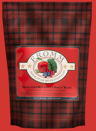 FROMM Four Star Highlander 5lb