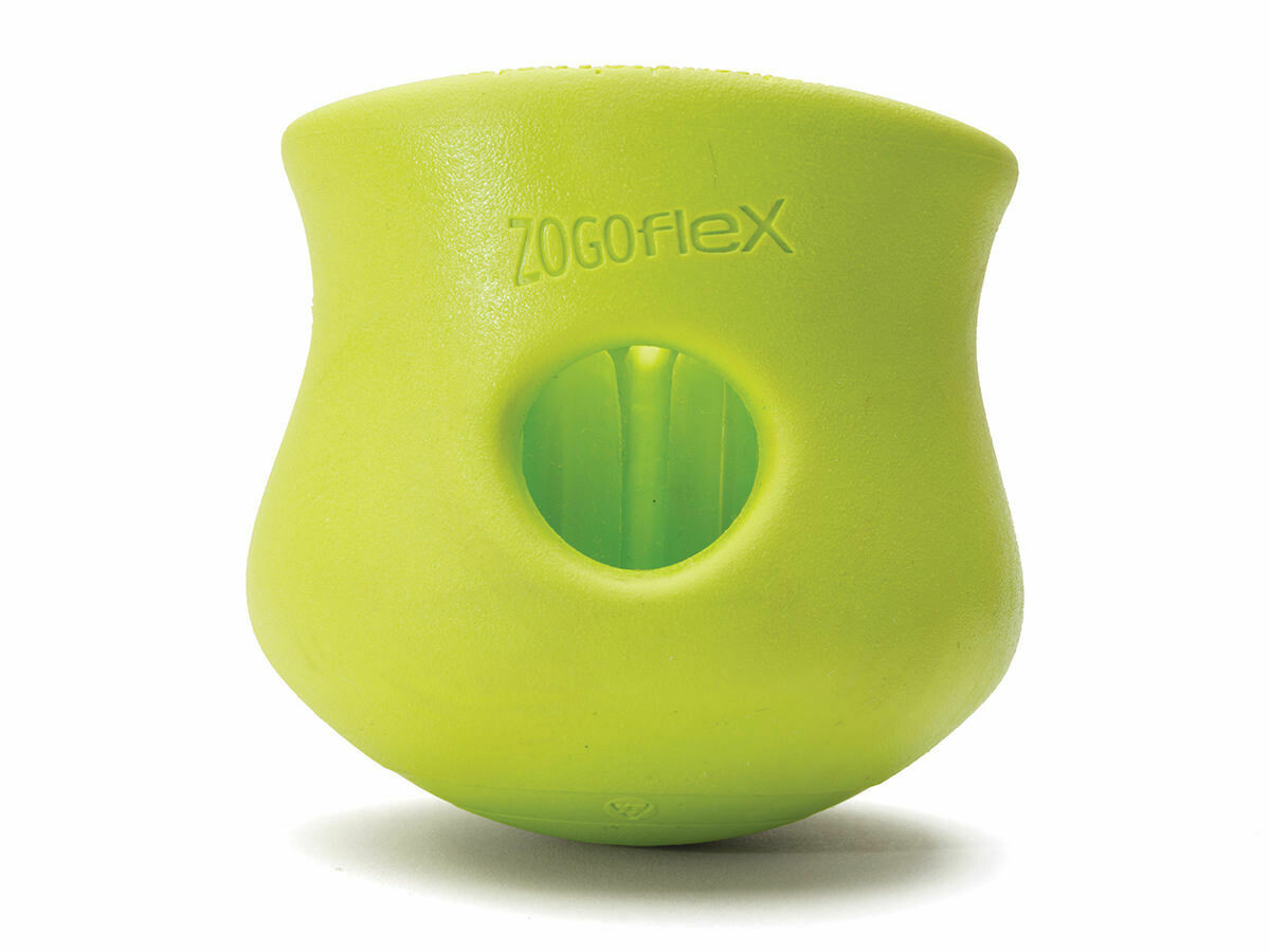 West Paw Toppl Play Lime Green Small