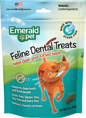 Emerald Pet Dental Treats: Chicken
