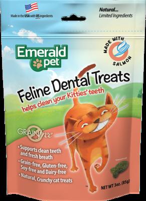Emerald Pet Dental Treats: Salmon
