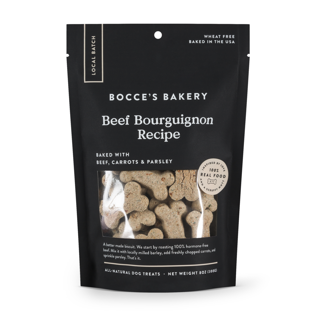 Bocce's Bakery Small Batch Beef Bourguignon