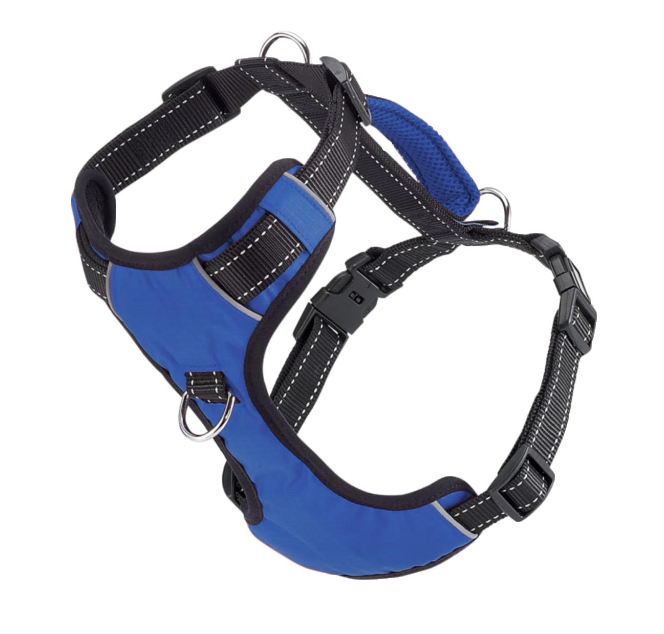 BAYDOG Chesapeake Harness XL Blue