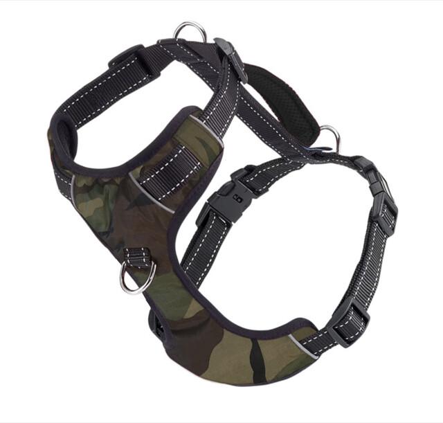 BAYDOG Chesapeake Harness XL Camo