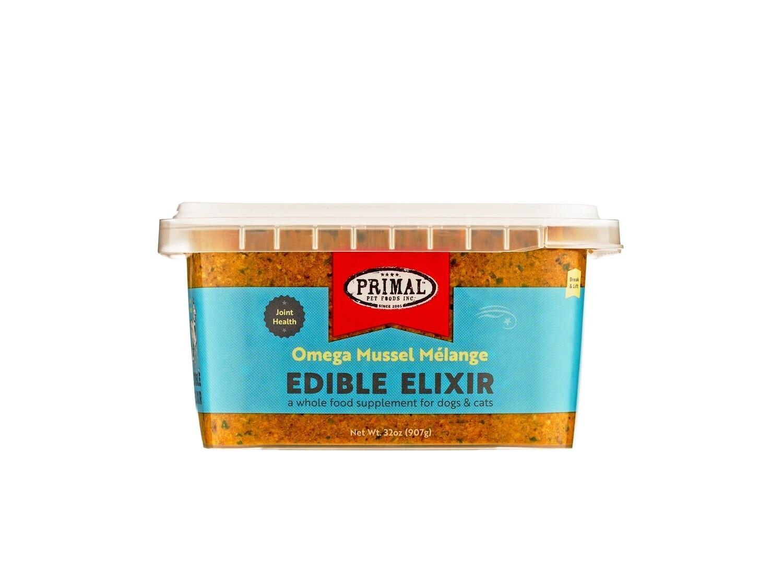 Primal Dog Elixir Omega Mussel Melange 32oz