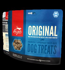 Orijen Freeze Dried Dog Treats 3.25oz Chicken