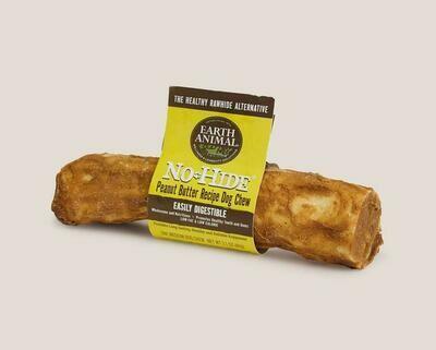 Earth Animal No Hide Chew Peanut Butter Medium