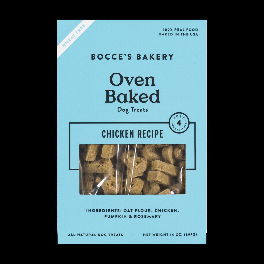 Bocce's Bakery Grain-Free Basics Chicken
