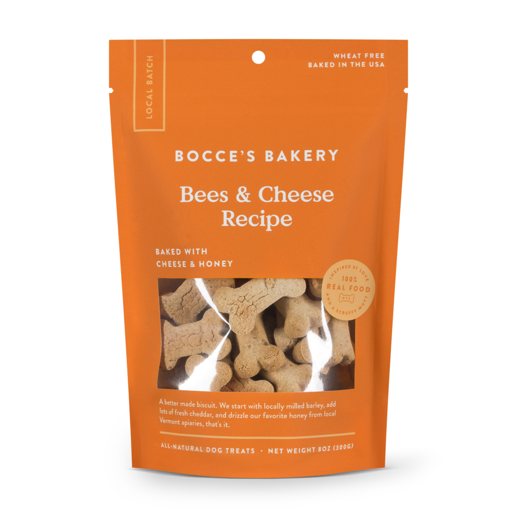 Bocce's Bakery Small Batch Bees & Cheese