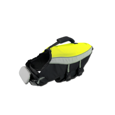 Alcott Water Adventure Life Jacket Neon Yellow Medium